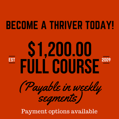 Copy of BECOME A THRIVER TODAY!2